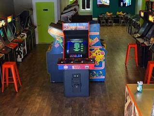 Neon Retro Arcade in Pasadena - Blast from the Past