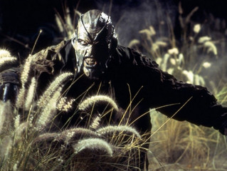 "October Horror Reviews - Jeepers Creepers ""Where'd you get those peepers?"""