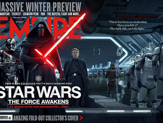 The Force Awakens Covers Of Empire Magazine!