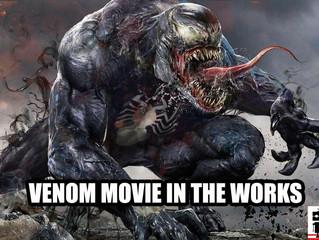 Back in Black –Venom Emerges from Development Hell