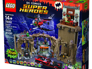 """Lego just announced New """"Batman Classic TV Series-Batcave"""" coming in March"""