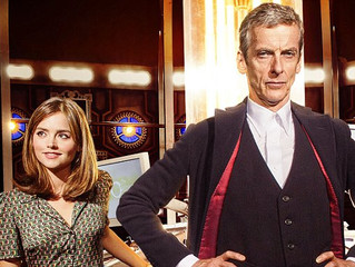 WTF BBC! No Doctor Who for 11 months ?!