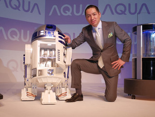 A Full-Size 'Star Wars' Rechargeable & Remote-Controlled R2-D2 Mini Fridge!