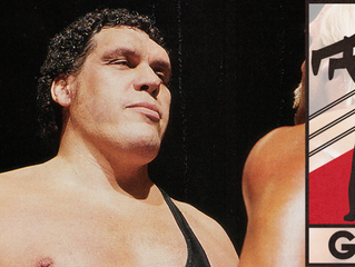 """Andre """"The Giant"""" Movie Announced"""