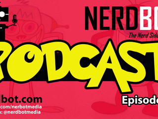 Nerdbot Podcast Episode 8 - Creed, Battlefront, The Walking Dead and Special Guests!