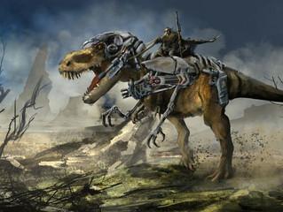 Dino-Riders Movie In Development!