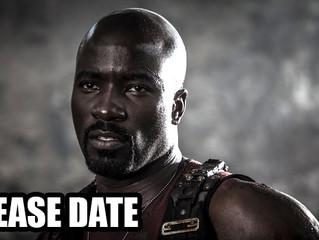 Luke Cage Release Date Reveal