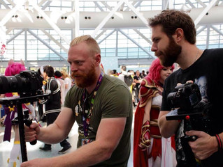 The Art of Filming Cosplay: Interview with Killers And Company