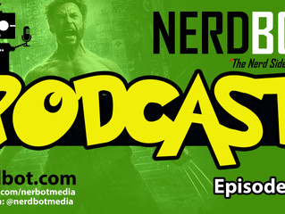 Nerdbot Podcast Episode 11 - Oculus Rift, Playstation Essentials and guest DJ Chuck None!