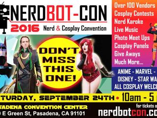 NERDBOT-CON 2016!