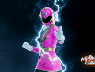 Naomi Scott is playing the Pink Ranger in Movie Reboot!