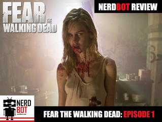Fear The Waking Dead: Episode 1 Review – Nick Clark Must Die!