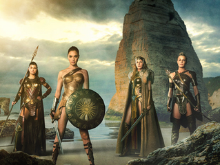 Wonder Woman Images Revealed