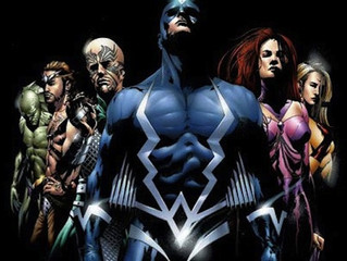 Inhumans Pulled From Release Schedule