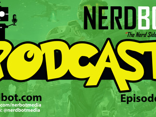 Nerdbot Podcast Episode 4 - Comikaze, Cosplay, Halo, Star Wars