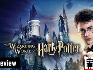 The Wizarding World of Harry Potter Preview Review