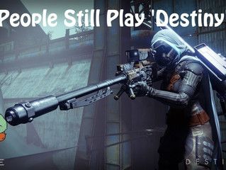 Why I stopped Playing Destiny - Too Many Hoes