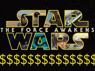 Star Wars: The Force Awakens Has Now Become the Highest-Grossing Domestic Film of All Time