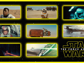Star Wars: Episode 7 – The Force Awakens New Character Guide