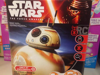 Remote Control BB-8 Found On Shelves At Target!