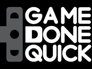 Awesome Games Done Quick 2016: Charity Done Right