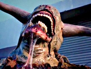 "Nerdbot October Horror Reviews - Tales of Halloween ""Gypsy justice! ""Ghouls, imps, aliens,"