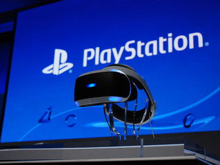 Playstation VR is coming in Hot! 100 titles in development so far