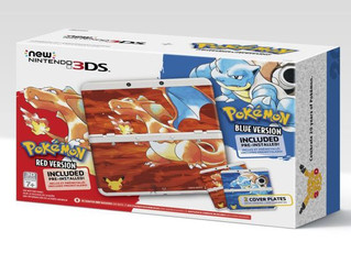 New Pokemon-Themed 3DS Console on the Way