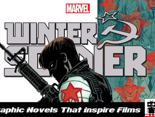 The Graphic Novels that Inspire Films - Marvel Edition