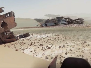 BB-8 Made Was In That Facebook Interactive Star Wars Video, See Him Here!