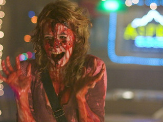 """Nerdbot October Horror Reviews - Feast """"Aw man! The monsters are doing it doggy style!"""""""