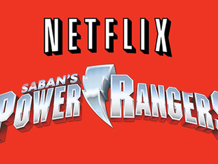It's Morphing Time on Netflix!