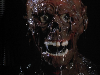 "Nerdbot October Horror Reviews - Return of the Living Dead                    ""More braaaains!&"