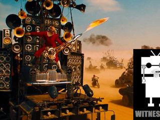 Mad Max: Fury Road Blu-Ray Is A Furious Fixation