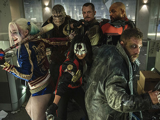 New Suicide Squad team image released!