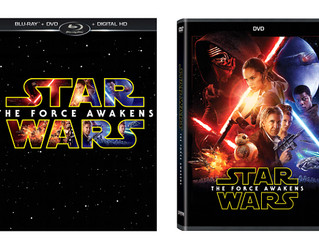 Insider look at The Force Awakens Digital Release and Blu-Ray Extras