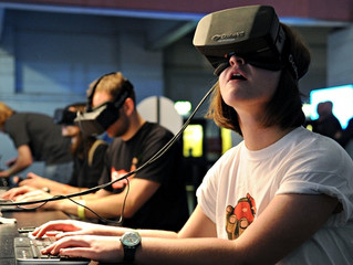 The Oculus Rift Goes On Sale in March!