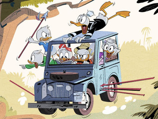 Woo-ooo! The First Image of New DuckTales Series is Released