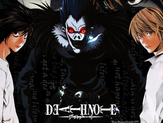 """Death Note"" Anime Review - We need a Utopic Society"