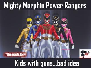 The REEL Story: Mighty Morphin Power Rangers: Terrorist with Attitude