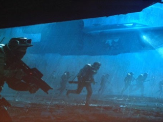 Rogue One Tease After TFA Credits?