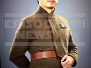 "Ken Leung In ""The Force Awakens"""