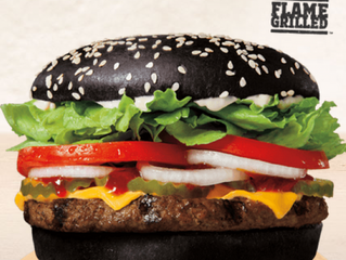 Burger King's Halloween Burger makes you poop green!