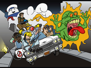 Sony is working on a new Ghostbusters Animated Film - All Male Cast