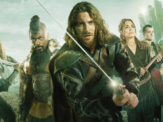 """Esquire's """"Beowulf"""" Pilot Review"""