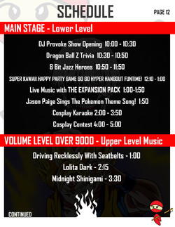 Main Stage 12