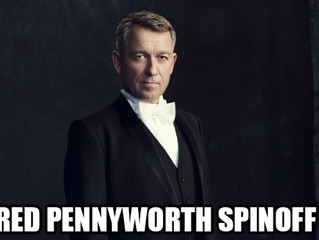 Alfred Pennyworth Could be Getting His Own Show?