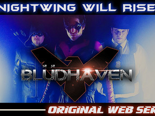 Blüdhaven Promo Released - Fan Series In Production