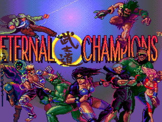 Eternal Champions: A Forgotten Gem From Sega