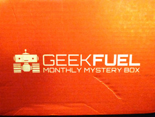 Geek Fuel Review - March 2016
